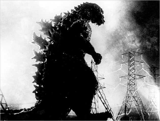 Gojira - Godzilla