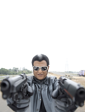 Enthiran the robot