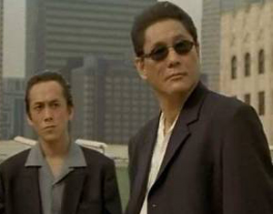 Takeshi Kitano en brother