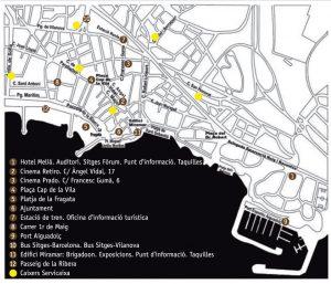 Espacios Festival Sitges