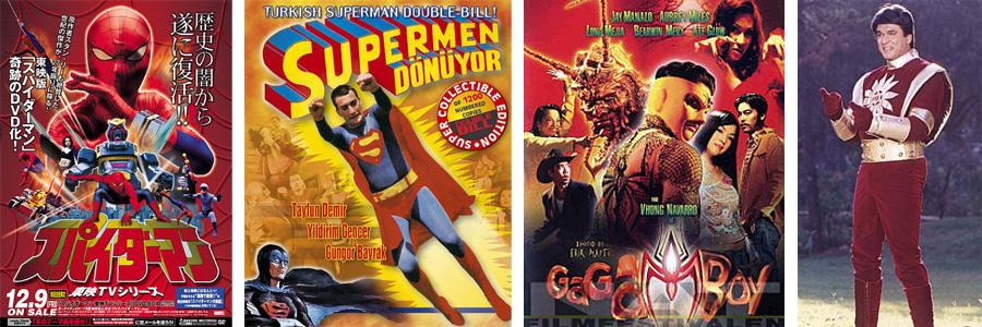 asian superheroes