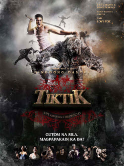 Tiktik The aswang chronicles