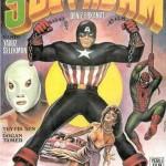 El santo y capitán america vs spiderman