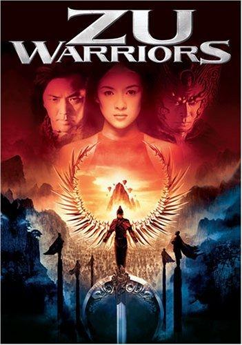 Zu warriors, Tsui Hark versionándose a si mismo