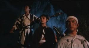 Zu warriors of the magic mountain