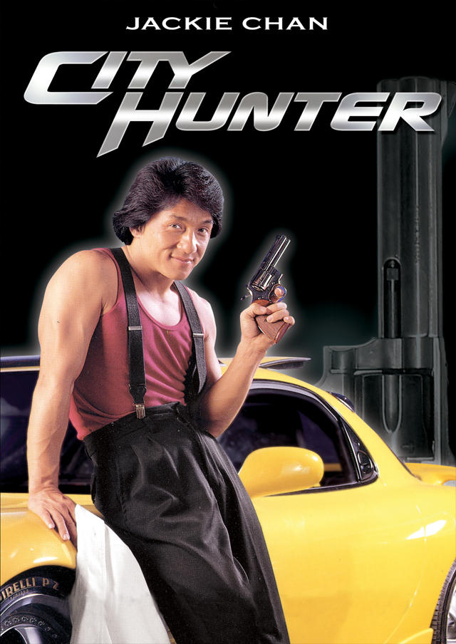 El live action de City Hunter por Jackie Chan