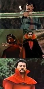 La furia de Satan