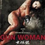La mejor actuación de Asami en Gun woman