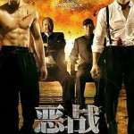 Buenas artes marciales en Once upon a time in Shangai