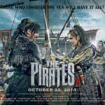 El blockbuster coreano The pirates