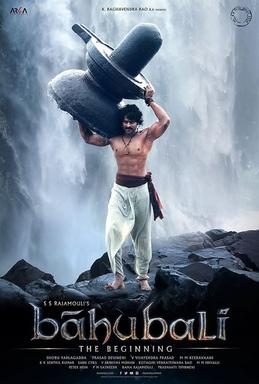 Baahubali The beggining
