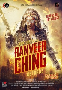 -	Ranveer Ching Returns
