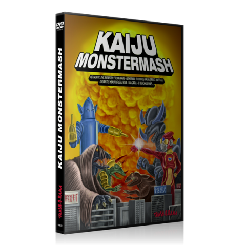 Kaiju monstermash