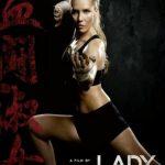Lady bloodfight, la rubita karateka