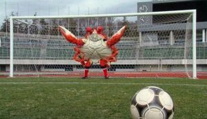 Kani goalkeeper