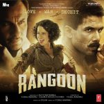 Rangoon, lucha por la independencia India