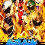 Ninja Special Agent Justy Wind Vol.01: tokusatsu femenino