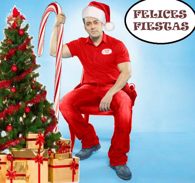 Katanas y colegialas Christmas