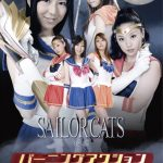 T-O-R Sailor cats, la superheroína Asami