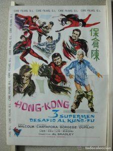 3 supermen desafio al kungfu