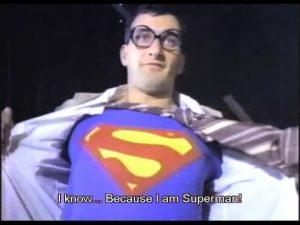 Superman Donuyor