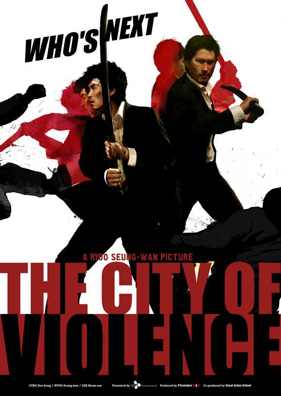 The city of violence