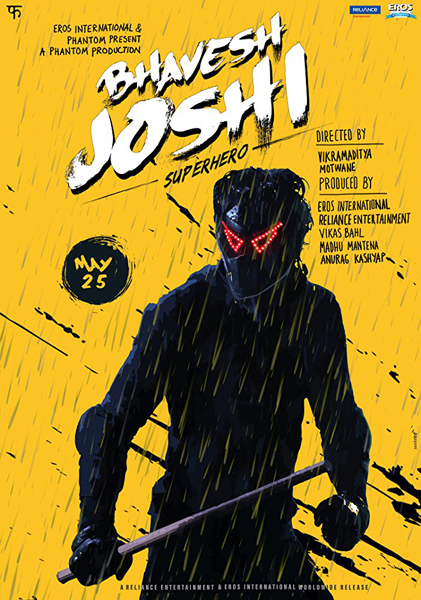 Bhavesh Joshi Superhero