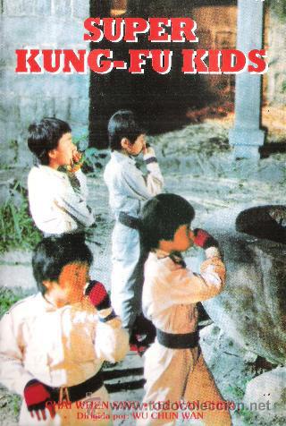 Super kung fu kids