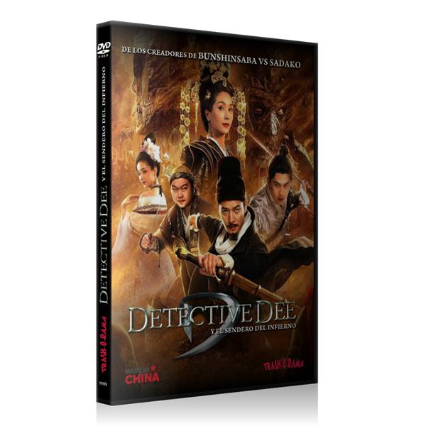 Detective Dee y el sendero del infierno