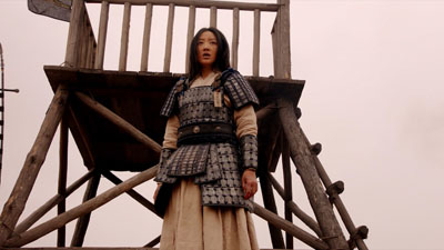 Matchless Mulan