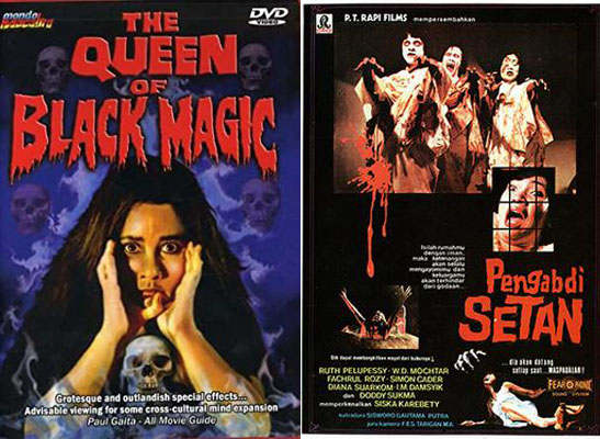 Black magic Indonesia