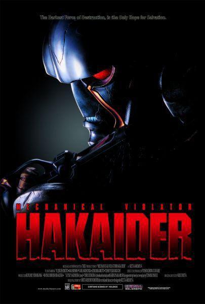 Mechanical violator Hakaider