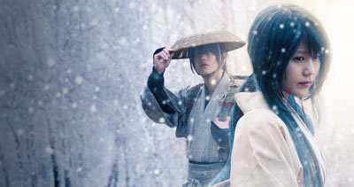 Rurouni Kenshin. The beginning
