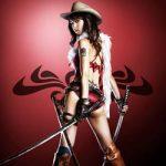 Chanbara beauty, zombies, katanas y japonesas sexys