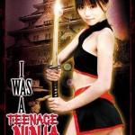 Mucho sexo en I was a teenage ninja