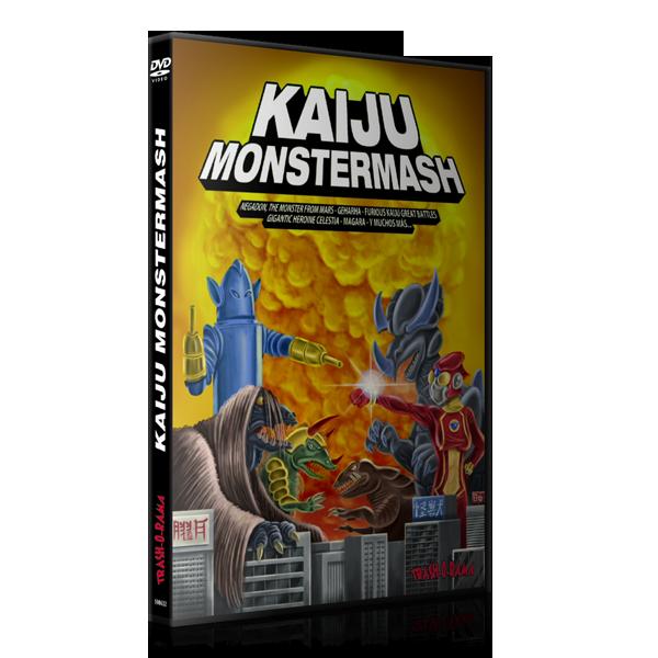 Kaiju monstermash