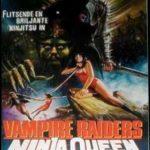 Vampire raiders ninja queen, cine demencial!
