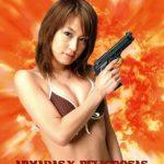 Armadas y peligrosas, asiáticas con pistolas en plan cutre