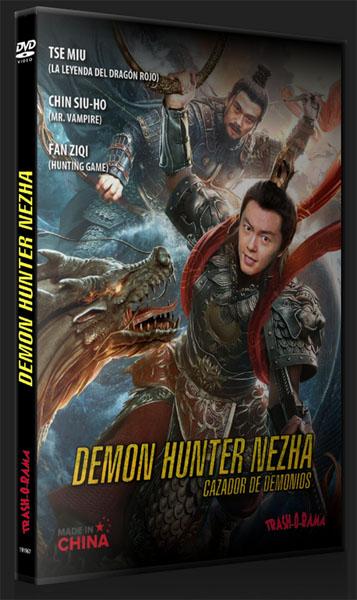 Demon hunter Nezha