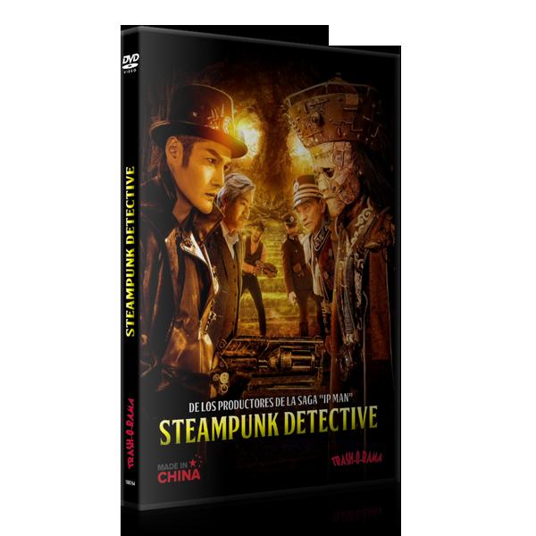 Steampunk detective
