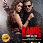 Radhe, vuelve el policía más chulo de Bollywood